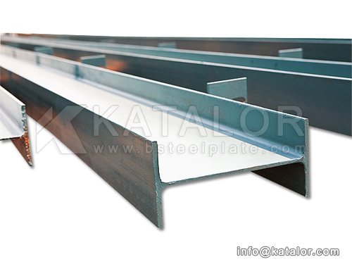 ASTM 202 stainless H beam steel