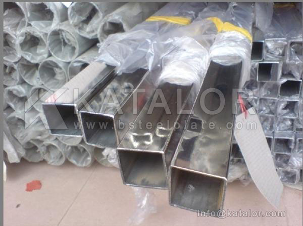 ASTM A240 201/202 STAINLESS SQUARE HOLLOW SECTION, SQUARE TUBE,SQUARE PIPE